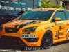 Mk2 Focus ST Demo Car